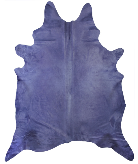 purple cow hide